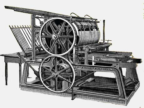 Изобретение ротационных